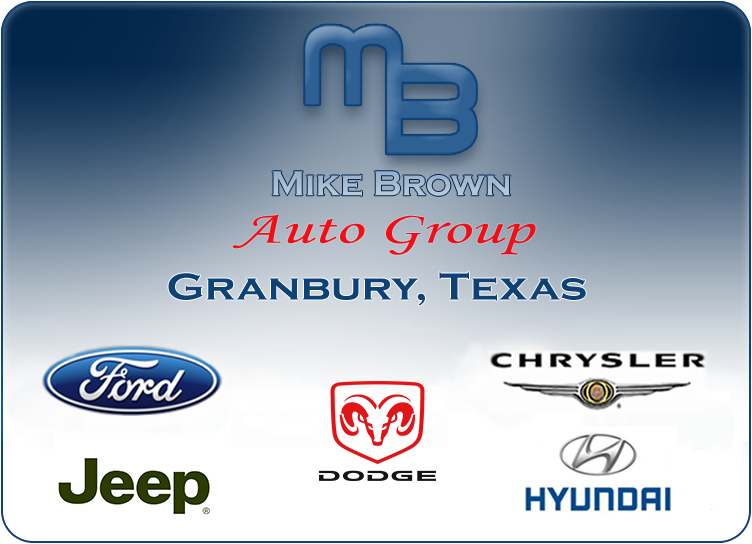 Mike Brown Auto Group, sponsor of the 2013