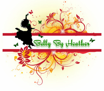 Belly By Heather ~ Granbury Belly Dance Logo